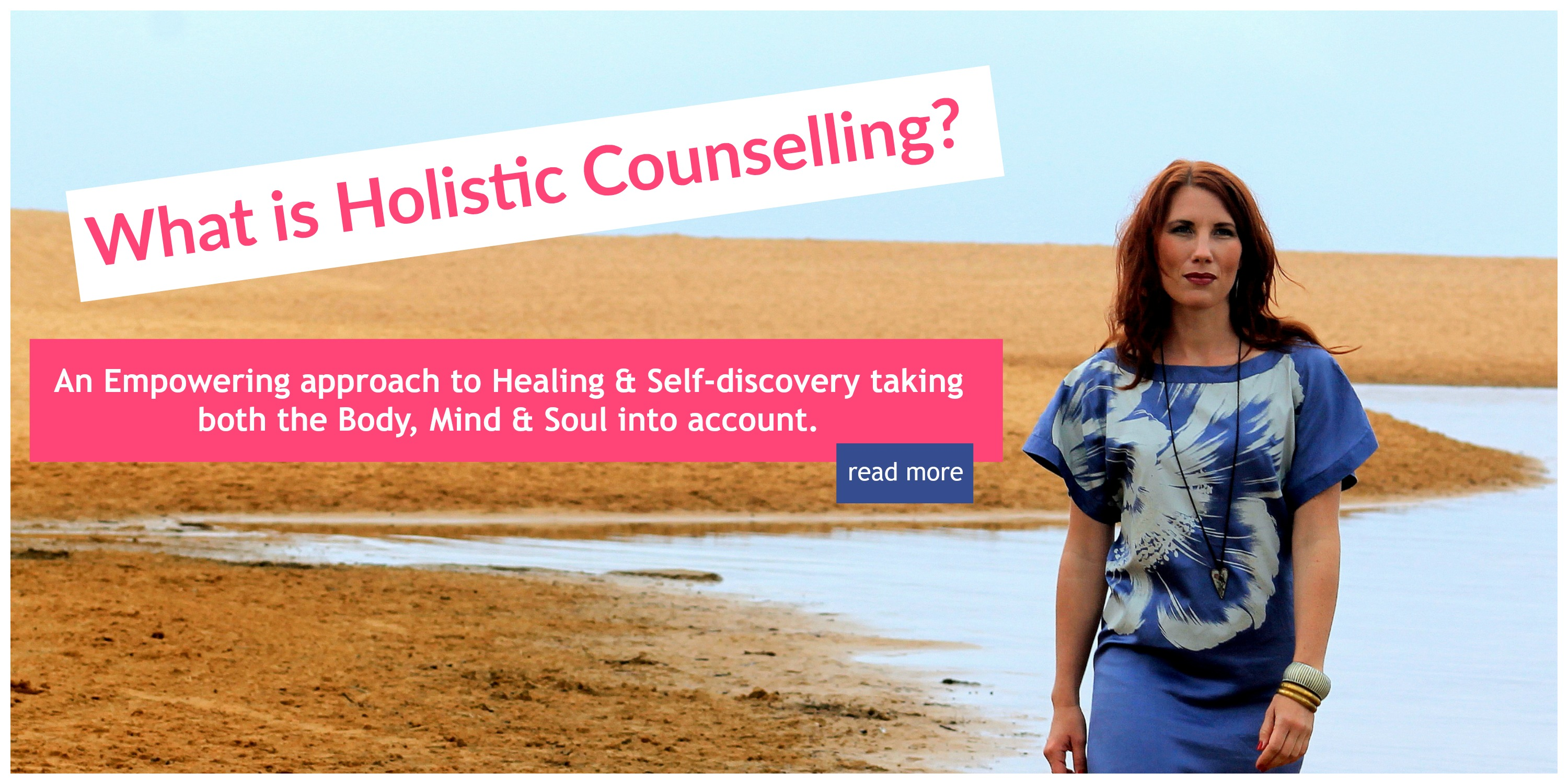 What is Holistic Counselling? SML